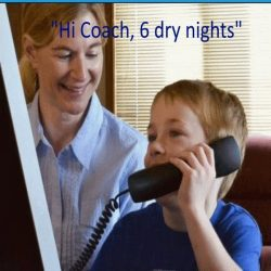 bed wetting alarm coaching & therapy